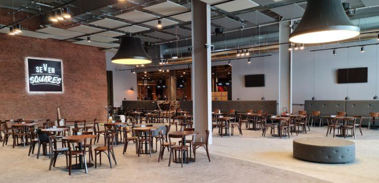 terrasses en roof top, bar à cocktail tendance, nouveau restaurant match de foot saint étienne