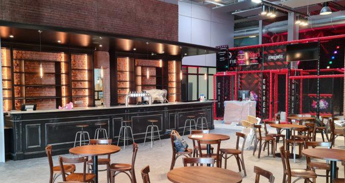 terrasses en roof top, bar à cocktail tendance, nouveau restaurant où manger à saint étienne