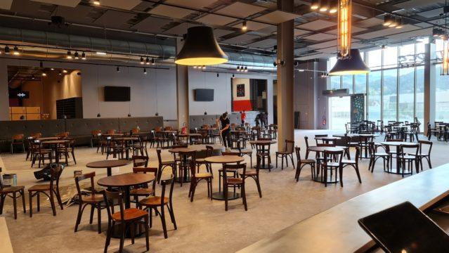 terrasses en roof top, bar à cocktail tendance, nouveau restaurant snack saint étienne burger tapas biere