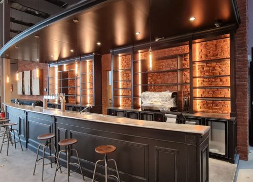 terrasses en roof top, bar à cocktail tendance, nouveau restaurant bar saint étienne